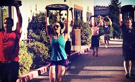 6 or 12 CrossFit Sessions at Hercules CrossFit (Up to 73% Off)