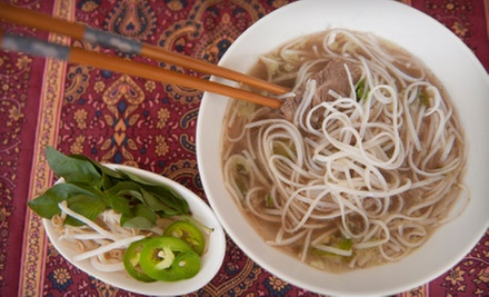 Vietnamese Food for Two or Four at Simply Pho (Half Off)