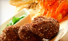 $15 for $30 Off Your Dinner Bill or Three $10 Vouchers for Lunch at True Blue Mediterranean Café
