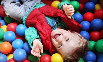 $14 for Four Children&#x27;s Activity-Center Visits to Totter&#x27;s Otterville (Up to $31.80 Value)
