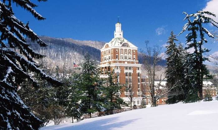 The omni homestead resort hot springs va from 330 on groupon
