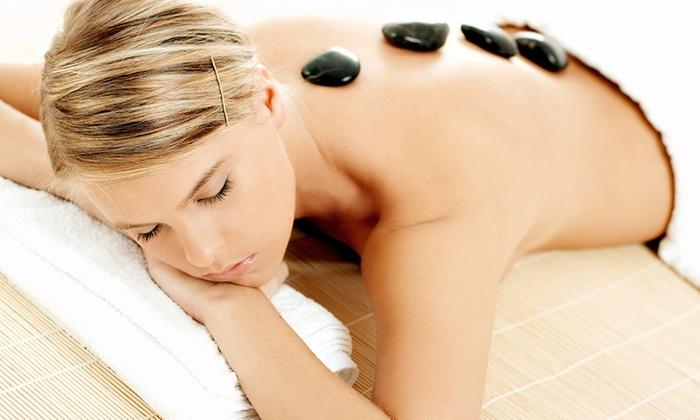 Mmathibedi Eco Spa - Mmathibedi Eco Spa: Hot Stone Massage with a Foot Scrub and Massage at Mmathibedi Eco Spa