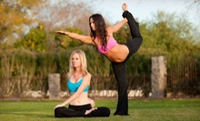 $35 for 10 Yoga Classes at Sumits Yoga (Up to $175 Value)