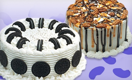 Ice Cream Dream Cake or $5 for $10 Worth of Frozen Treats at MaggieMoo's Ice Cream and Treatery