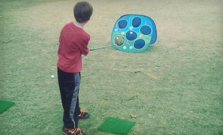 One or Three Private Junior Golf Lessons or One-Week Summer Junior Golf Clinic at Better Golf Academy (Up to 61% Off)