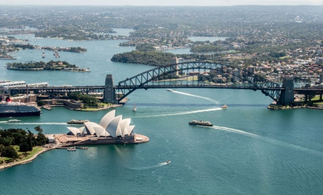 ✈ 4 Star Vacation in Australia with Airfare