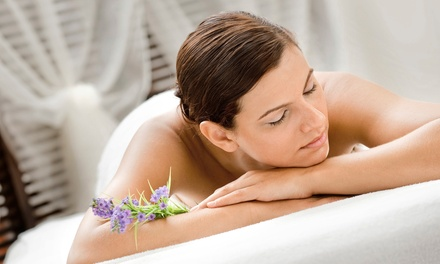 One or Two 60-Minute Deep-Tissue or Aromatherapy Massages at Heaven on Earth Wellness Spa (Up to 54% Off)