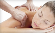 60- or 90-Minute Therapeutic Massage at Indulge Salon (Up to 66% Off)