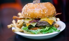 $10 for $20 Worth of Burgers and Sandwiches at Hamburger Marys