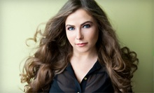 Haircut, Moroccanoil Treatment, and Optional Highlights for Straight or Curly Hair at The Styling Hutch (Up to 61% Off)