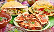 Three-Course Mexican Dinner for Two or Four at T'Kila Latin Kitchen & Bar (Up to 58% Off)