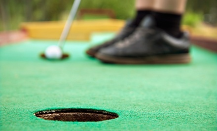 Round of Mini Golf for Four at Golf Country (Up to 44% Off)