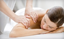60-Minute Massage With or Without Chiropractic Exam and X-rays at Parkside Health &amp; Wellness Center (Up to 74% Off)