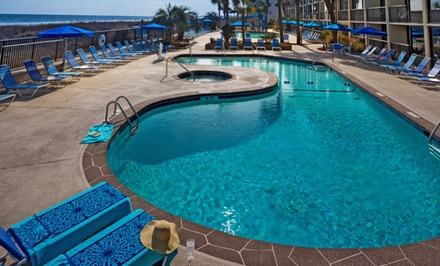 3- or 4-Night Stay at Peppertree Ocean Club in North Myrtle Beach, SC. Combine Up to 8 Nights from Peppertree Ocean Club - North Myrtle Beach, SC