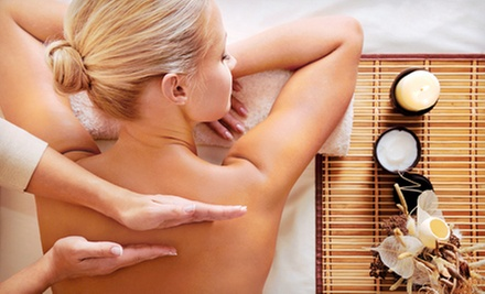 60- or 90-Minute Swedish or Aromatherapy Massage at A Posh Salon & Day Spa (Up to 60% Off)
