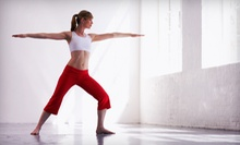 10 Yoga Classes or One or Six Months of Unlimited Yoga at Yoga Everyone (Up to 81% Off)