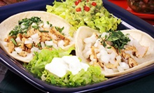 $10 for $20 Worth of Mexican Food at Senor Tequilas Mexican Restaurant