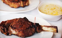 $50 for $100 Worth of Upscale Steakhouse Cuisine at S Prime Steakhouse