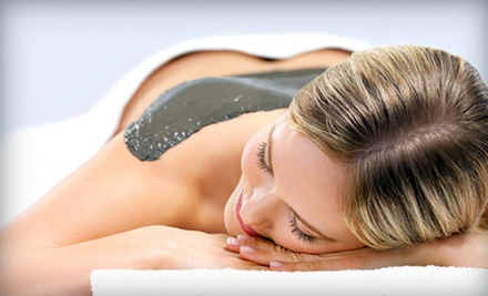 One Full-Body Mud Wrap with Optional Mud Facial at City Spa 560 (Up to 57% Off)
