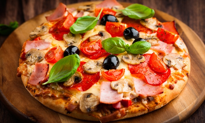 Cafe Alfredo - Cape Town: Choice of Pizza or Pasta From R98 at Cafe Alfredo (Up To 52% Off)