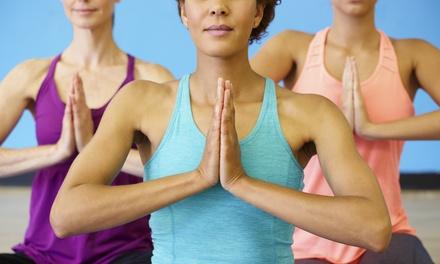 Abhyasa Centro de Yoga — Abóboda: pack de 10 ou 20 aulas de yoga desde 19€