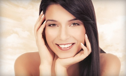 Pedicure, Facial, or Both at Salon 360 (Up to 53% Off)
