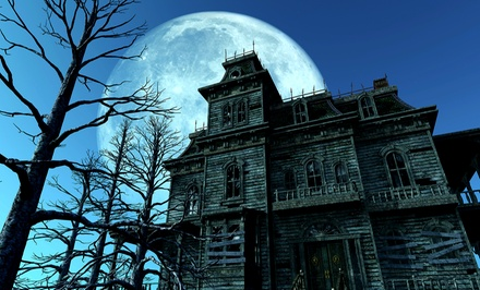 St. Patrick's Day Haunted House for One, Two, or Four at Slaughterhouse (Up to 64% Off)