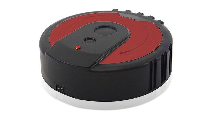 Groupon Goods Global GmbH: Robot aspirapolvere Vacuum Gyro a 19,90 €