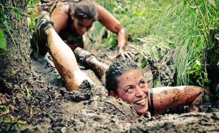 Entry to the RanchFit Games Obstacle Course and Race on June 29 or August 31 (67% Off)