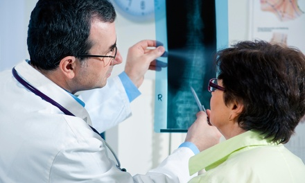 Two or Four Adjustments with Consultations, Exams, and X-rays at Gamache Chiropractic (Up to 90% Off)