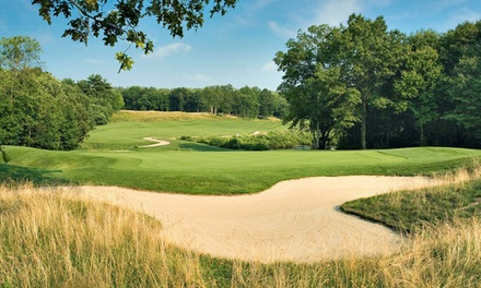 18 Holes of Golf with Cart for 2 or 4 at Wentworth Hills Country Club (Up to 53% Off). 4 Options Available.