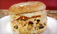 $10 for Two Meals at Los Parceros Colombian Fast Food ($20 Value)
