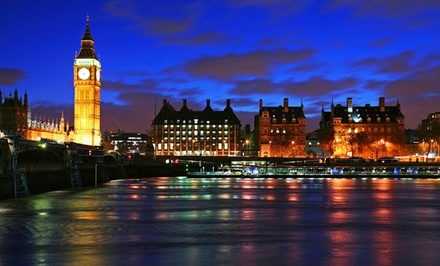 6- or 8-Day London Trip with Airfare and Tours from Beyond Boundaries Travel. Price/Person Based on Double Occupancy.