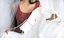 Wedding-Dress Cleaning with Option for Preservation, or $29 for $75 Worth of Dress Alterations at Boxgrove Cleaners
