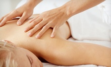 One or Three 60-Minute Massages with One Consultation at Abatha Total Health (Up to 57% Off)