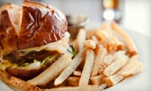 American Food at Shooter's Bar & Grill (Half Off). Two Options Available.