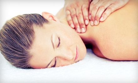 60-Minute Deep-Tissue or Relaxation Massage at Heavenly Hands Body Massage (Up to 57% Off)