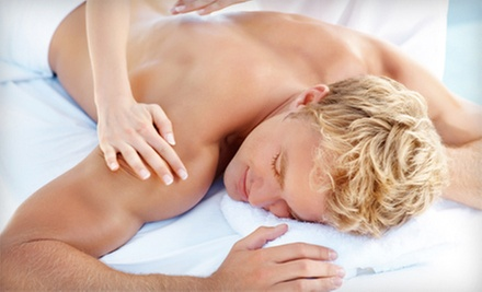 Exam with X-rays, Spinal Decompression, LiteCure Laser Sessions, and Optional Massage at Bailey Chiropractic (87% Off)