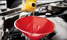 $18 for an Basic Oil-Change and Tire Rotation at Tune Up Plus (Up to a $49.90 Value)