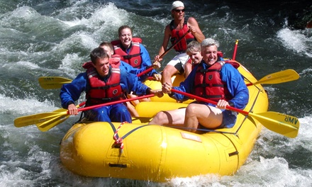 Whitewater Rafting for Two or Four at Aspen Whitewater Rafting (Up to 49% Off)
