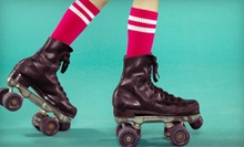 Roller Skating with Snacks for Two or Four or Skating Party for Up to 10 at Auburn Skate Connection (Up to 59% Off)