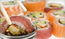 $15 for $30 Worth of Sushi and Japanese Cuisine at Hito Restaurant
