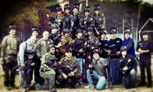 Paintball Admission, Gear, and 100 Paintballs Each for 2, 4, or 10 at TxR Paintball (Up to 78% Off)