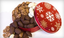 Pecan Candies, Baked Goods, and Gifts at Berdoll Pecan Candy &amp; Gift Company (Half Off). Two Options Available.