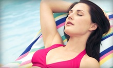 Six Laser Hair-Removal Treatments on a Small, Medium, or Large Area at Skin-A-Peel Laser Center (Up to 93% Off)