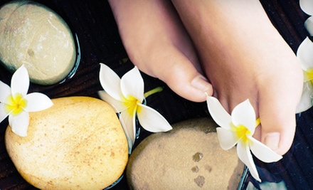 One or Three Berry Pedicures at Your Natural Element Day Spa & Salon (Up to 62% Off)