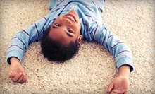 Carpet Cleaning for Three or Five Rooms from Caravan Carpet Cleaning (Up to 65% Off). Four Options Available.