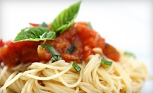 Italian and American Food for Two or Four or Catering at Randazzo's Family Restaurant (Half Off)