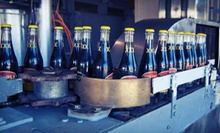 Soda-Bottling Plant Tour with Floats for Two, Four, or Six at Dublin Bottling Works (Up to 53% Off)