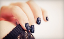 $25 for Two Ciaté 3-D Manicures at Sara's Glam Squad Salon ($50 Value)
